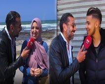 """أجوبة طريفة لأسئلة غريبة في الحلقة الخامسة من برنامج """"ميكرو رمضان"""""""