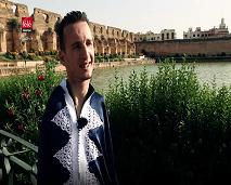 البطل المغربي عبد النور الفيدياني يحكي قصته الطريفة مع فقيه المسجد