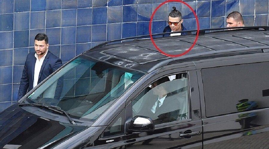 رونالدو يدخل الحجر الصحي بسبب كورونا