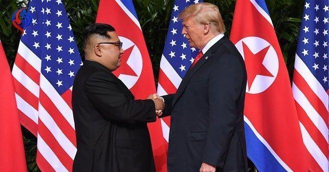 بعد لقائهما التاريخي.. هذا ما اتفق عليه ترامب وزعيم كوريا الشمالية (صور)