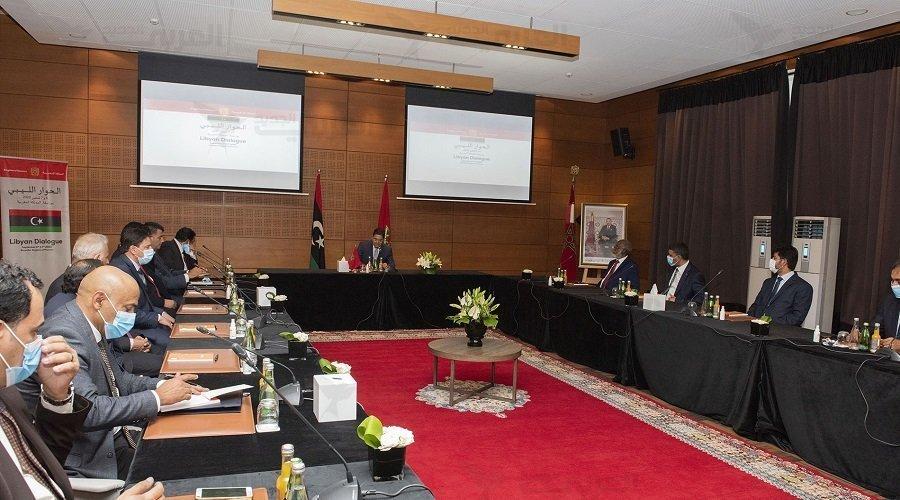 بوادر توافق بين الأطراف الليبية في بوزنيقة وإشادة دولية بالدور المغربي