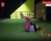 سكوات، ;تمارين لشد البطن ;نصائح رياضية - مع كلثوم اضمير