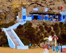 اكتشفوا أسرار ومميزات شاطئ لالة فاطنة بمدينة آسفي مع نسرين ياحي