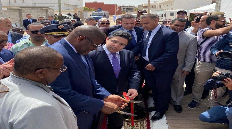 ليبيريا تفتتح قنصلية عامة بالداخلة