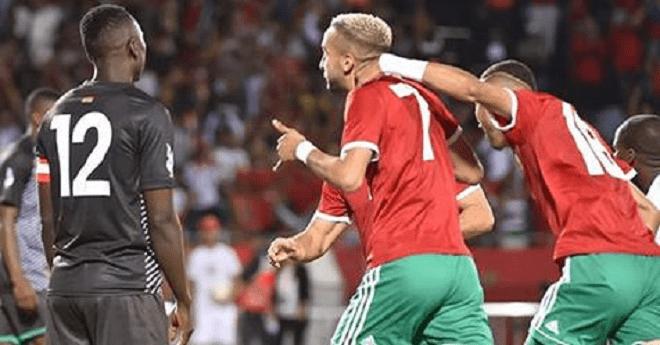 بالفيديو.. المنتخب المغربي يتفوق على مالاوي بثلاثية نظيفة