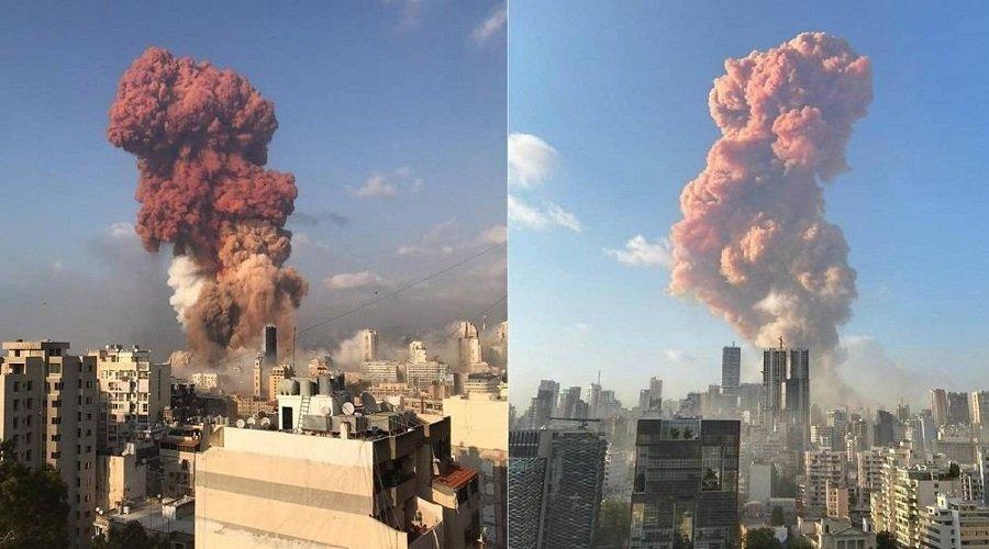 73 قتيلا و 3700 جريح في انفجار بيروت والحادث يعادل زلزالا بقوة 4.5 درجة