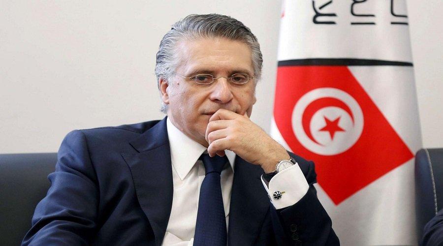 مرشح الرئاسة التونسية نبيل القروي يدخل في إضراب عن الطعام من سجنه