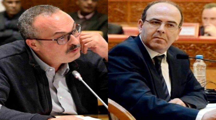 بنشماش يجرّد الحموتي من رئاسة المكتب الفيدرالي ويحيله على لجنة الأخلاقيات