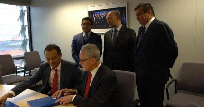 التوقيع بالأحرف الأولى على وثيقة لتعزيز الاتفاق الفلاحي بين المغرب والاتحاد الأوروبي