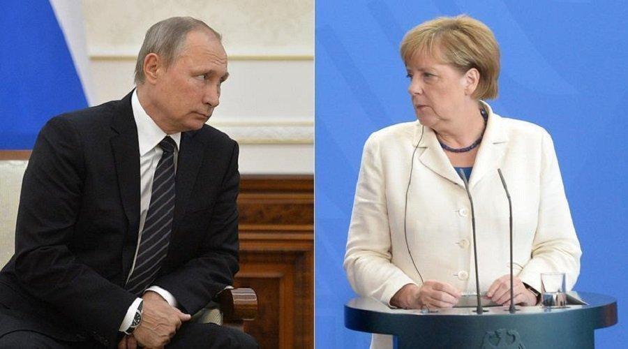 ألمانيا تطرد دبلوماسيين روسيين وموسكو ترد