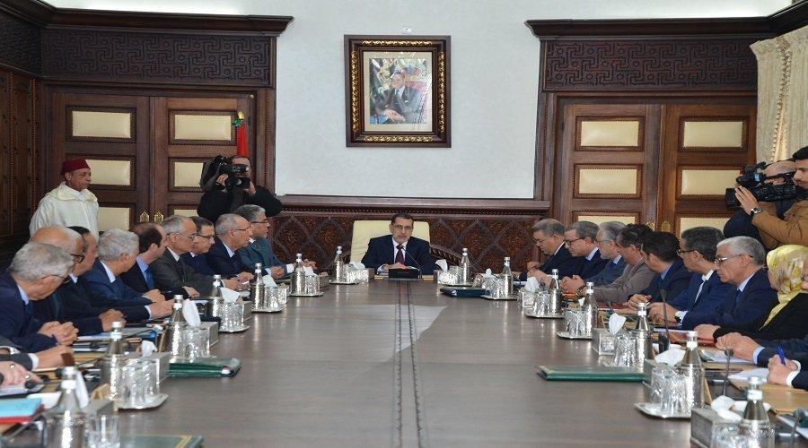 ثلاثة مشاريع مراسيم في جدول أعمال مجلس الحكومة