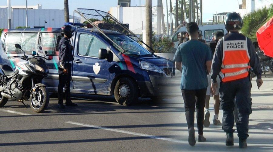 حرب العصابات بين محسوبين على أنصار الوداد والرجاء تروع البيضاء