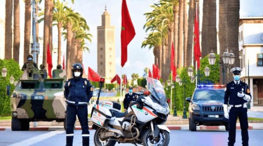 سلطات الرباط تمنع أي تجمهر او تجمع بالشارع العام