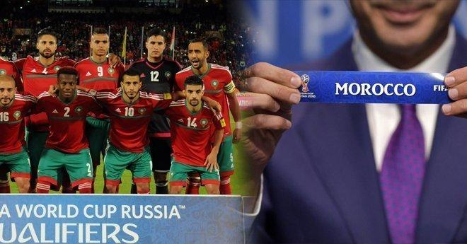 """قرعة المونديال تضع المغرب في مجموعة """"الموت"""""""