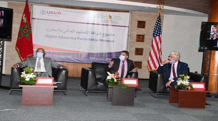 إطلاق برنامج شراكة التعليم العالي بين المغرب و الولايات المتحدة
