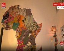 كاميرا تيلي ماروك تقربنا من أجواء معرض إلهامات إفريقية