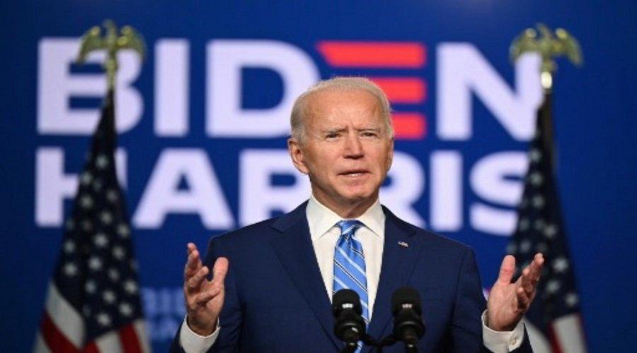 بايدن يقترب من أن يصبح الرئيس السادس والأربعين للولايات المتحدة