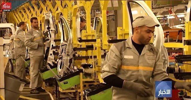 المغرب يتحول إلى قطب اقتصادي في مجال تصنيع السيارات