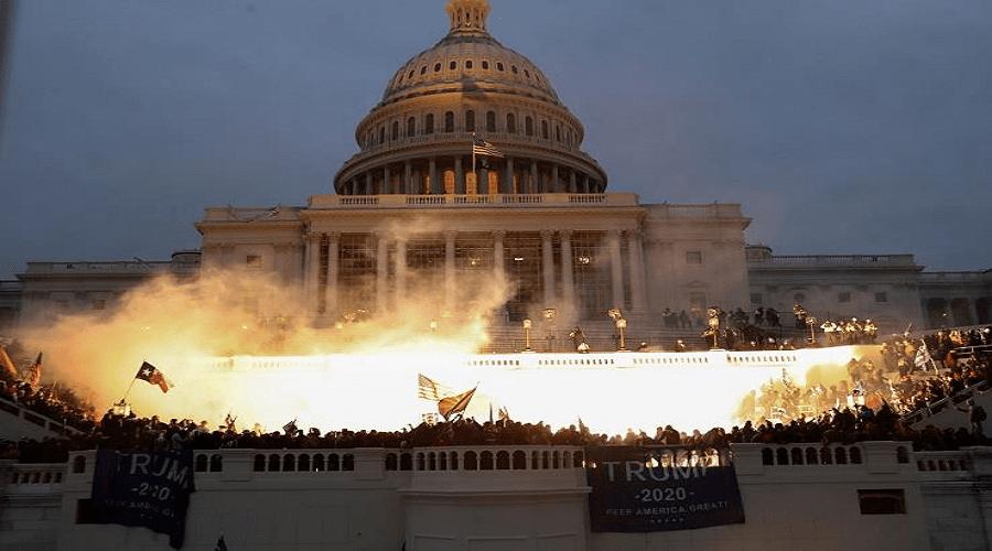 مكتب الادعاء الأمريكي يبدأ تحقيقات بشأن أحداث اقتحام الكونغرس