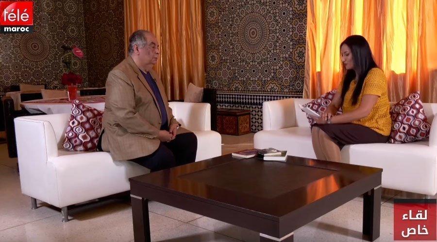 لقاء خاص مع الكاتب والمفكر المصري يوسف زيدان