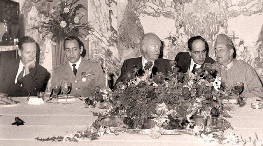 """محمد الخامس و""""الأمريكان"""".. بعيني السفير الأمريكي في الرباط سنة 1958"""