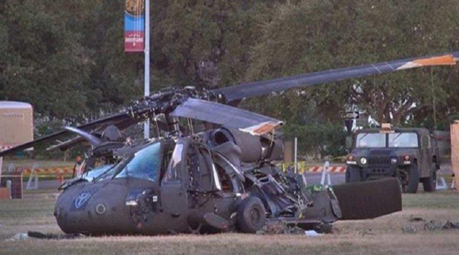 مقتل رجال إنقاذ فرنسيين في حادث تحطم مروحية