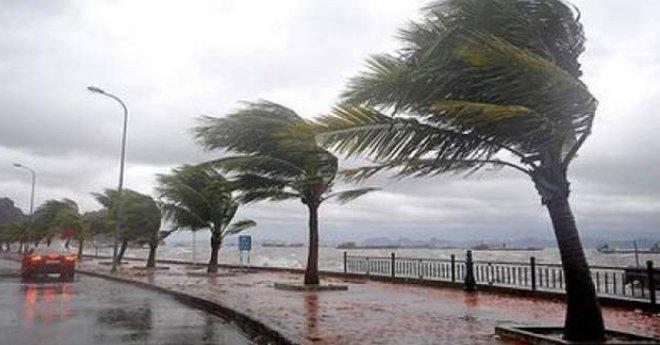 نشرة خاصة.. أمطار عاصفية ورياح قوية في هذه المناطق