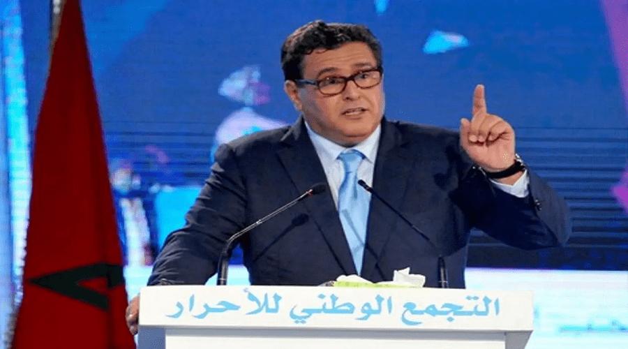 أخنوش يكشف مشاريع المغرب لمواجهة التغيرات المناخية