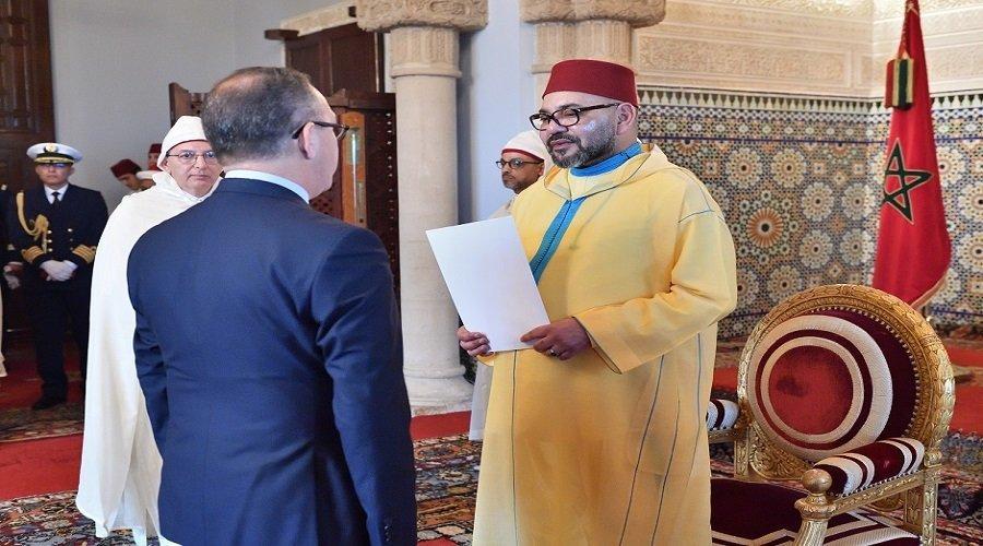 الملك محمد السادس يستقبل السفراء الجدد المعتمدين بالرباط
