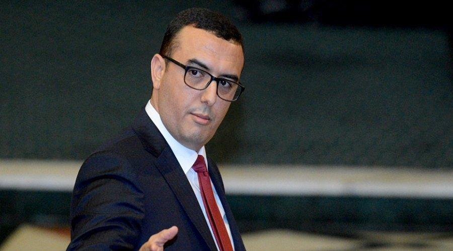 وزير الشغل أمكزاز يتعرض لحادث سير