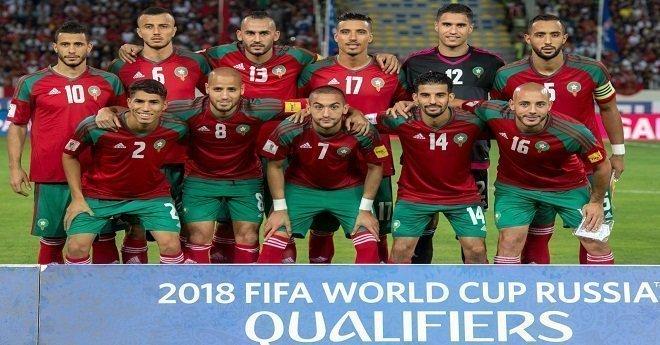 مغربيان ضمن أقوى 10 لاعبين عرب لكرة القدم لهذا العام