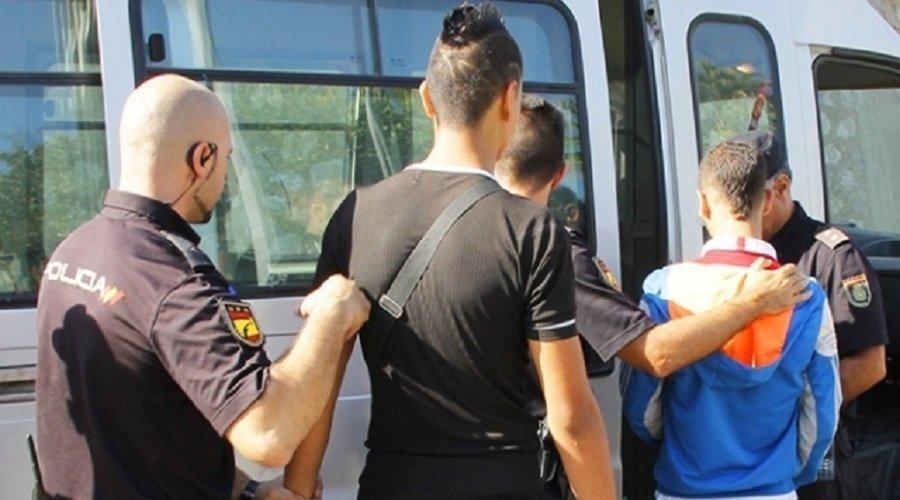 6000 طفل مغربي مشرد في إسبانيا