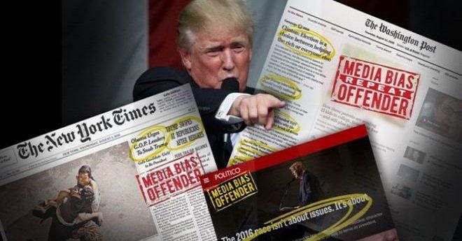 """أكثر من 200 صحيفة أميركية تتصدّى لحرب ترامب """"القذرة"""""""