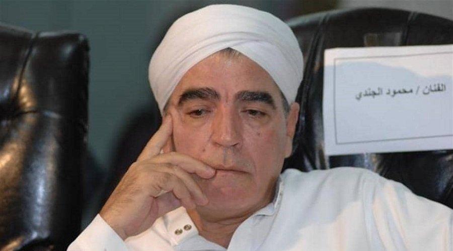 رحيل الفنان المصري محمود الجندي عن 74 عاما