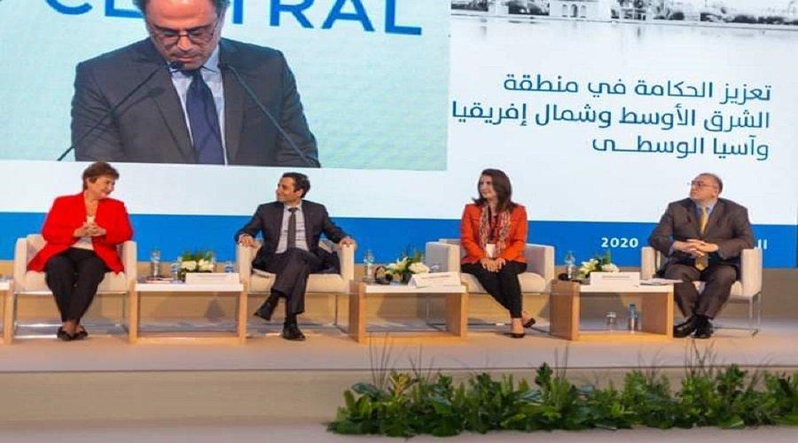 مديرة صندوق النقد الدولي تتوقع تحسن الاقتصاد المغربي وارتفاع معدل