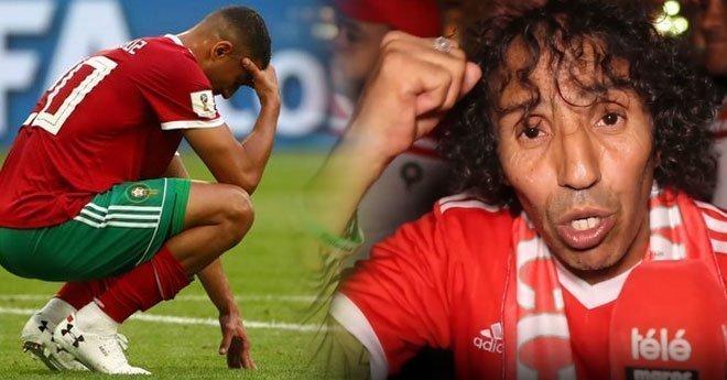 """المشجع """"ضلمي"""" يتحدث عن حظوظ الأسود في مباراة البرتغال ويوجّه رسالة لبوحدوز"""