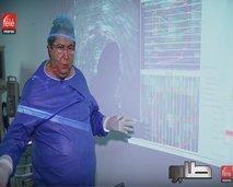 الدكتور فوزي يشرح العلاج النووي