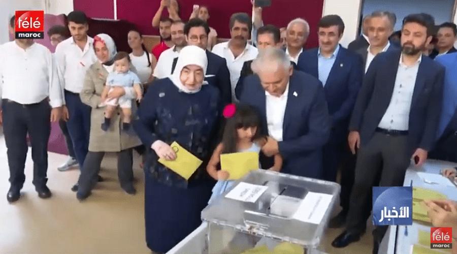 تركيا: مرشح حزب العدالة والتنمية يقر بهزيمته في انتخابات رئاسة بلدية  إسطنبول المعادة