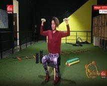 تمارين جديدة لتمرين الجزء العلوي من الجسم