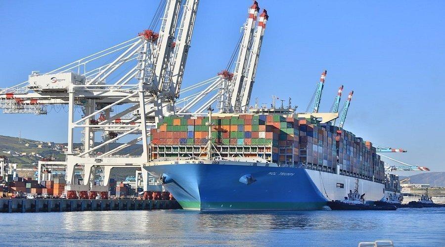 """قطاع النقل البحري أظهر """"أداء إيجابيا"""" على الرغم من ظروف الأزمة الصحية"""