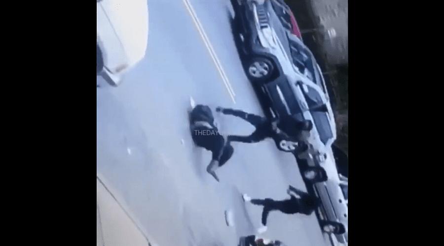 بالفيديو.. لحظة قتل مغني راب بالرصاص