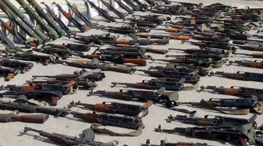 حجز أزيد من 60 قطعة سلاح وذخيرة في منزل مهجور بإسبانيا