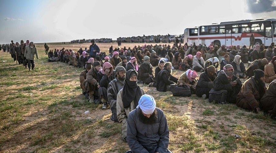 السلطات التركية تعلن ترحيل 11 داعشيا فرنسيا