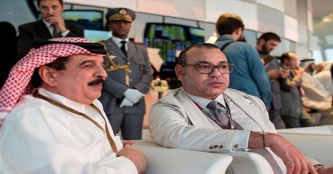 ملك البحرين يحل بالمغرب في زيارة خاصة