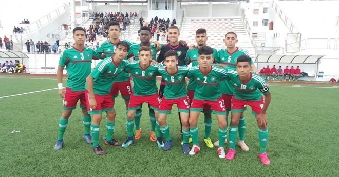 المنتخب الوطني لأقل من 15 سنة يتفوق على المنتخب الجزائري