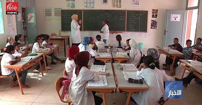 فيديو..فرض المدارس الخاصة رسوما شهر يونيو يغضب أولياء التلاميذ