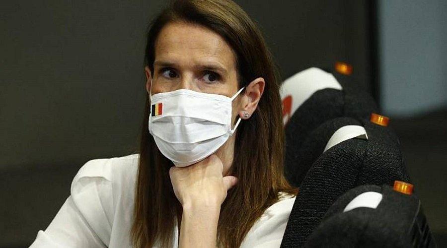 إدخال وزيرة خارجية بلجيكا العناية المركزة بعد إصابتها بكورونا