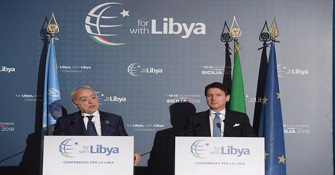 مؤتمر باليرمو: اتفاق الصخيرات يظل الإطار الوحيد لحل الأزمة الليبية