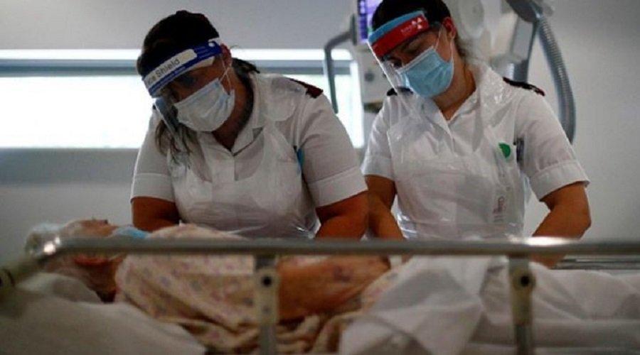 شفاء امرأة تبلغ 103 أعوام من كورونا