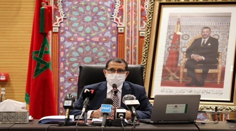 العثماني: أتحمل مسؤولية قرار منع التنقل من وإلى 8 مدن